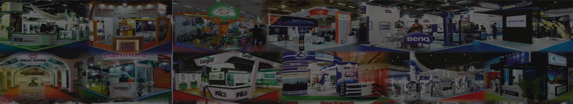 Get the World Class Exhibition Stall Designing Services for Auto Expo Components 2020