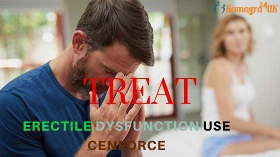 Cenforce - Treatment of Erection issue for men