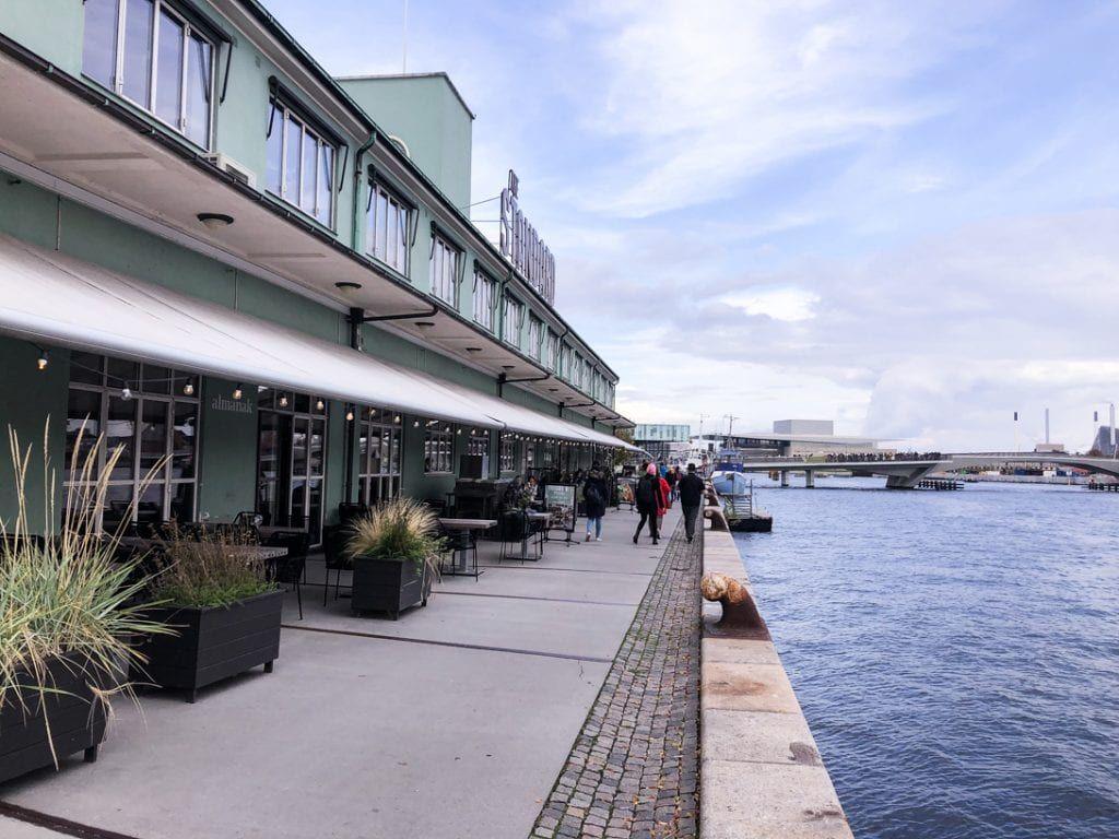 Trendy Restaurants Copenhagen