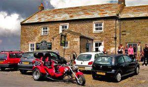 Yorkshire Highest Pub by Tan Hill Inn