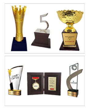 Acrylic Trophies | Acrylic Awards | Acrylic Trophy Manufacturers