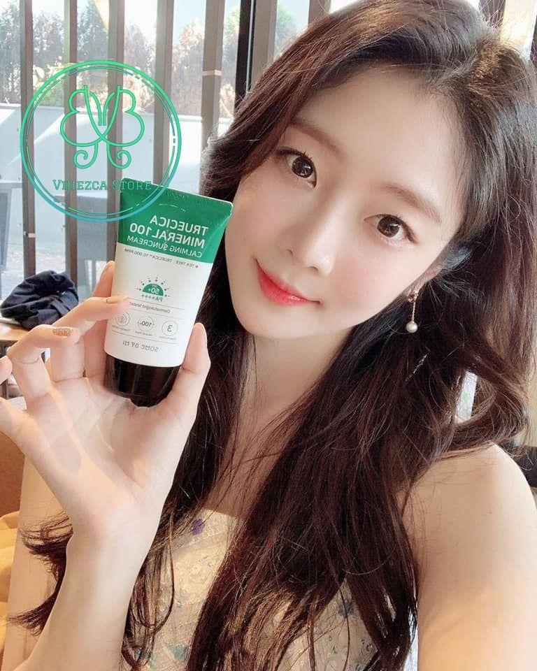 Truecica Mineral 100 Calming Sunscreen - Vhiezca Store