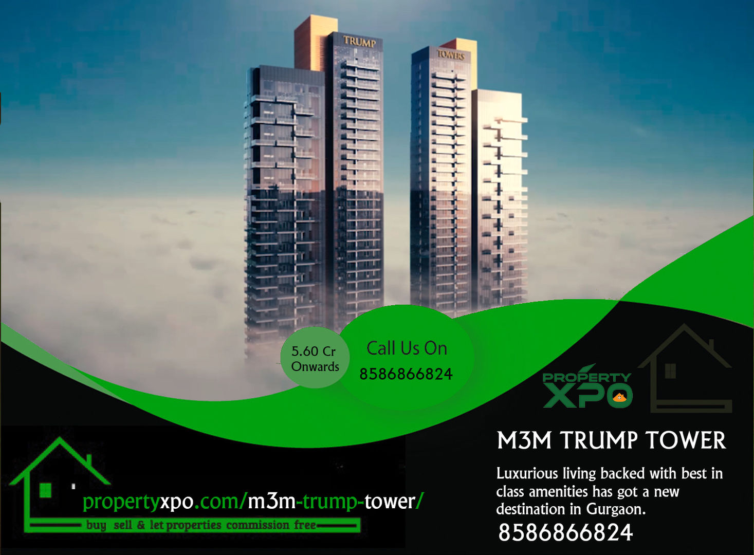 M3M Trump Tower