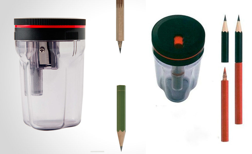 How to Ditching the Pencil Sharpener
