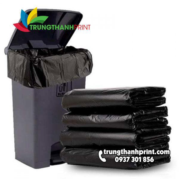 Cơ sở sản xuất túi đựng rác công nghiệp giá rẻ HCM | Trung Thành Print