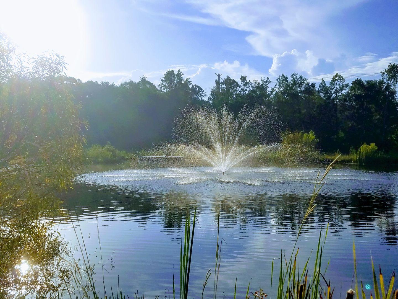 Retention Pond Fountains