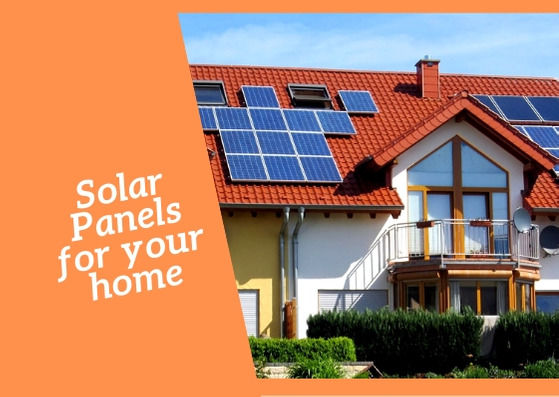 Solar Energy Installation — Get Your Solar Panel for Your Home Soon