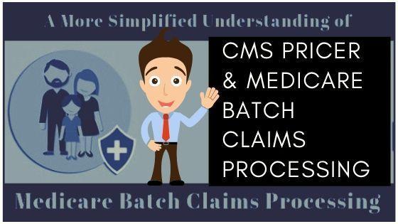 CMS Pricer & Medicare Batch Claims Processing