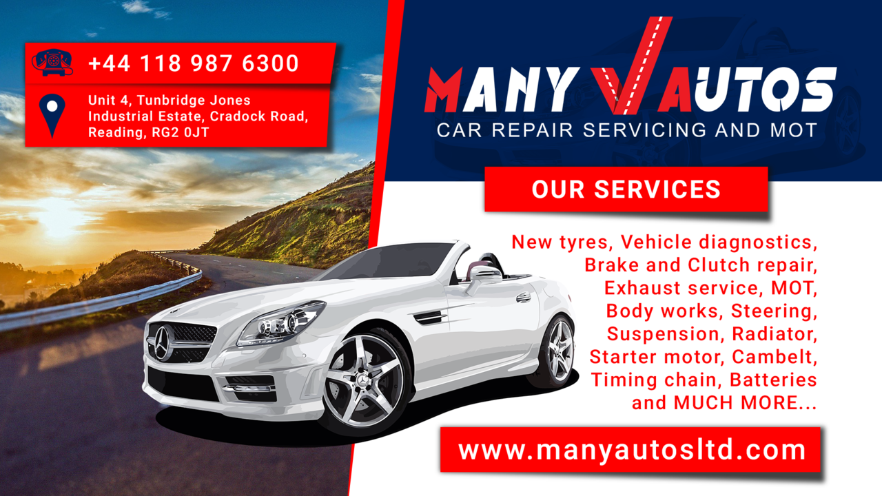 Many Autos is an independent car repair business...