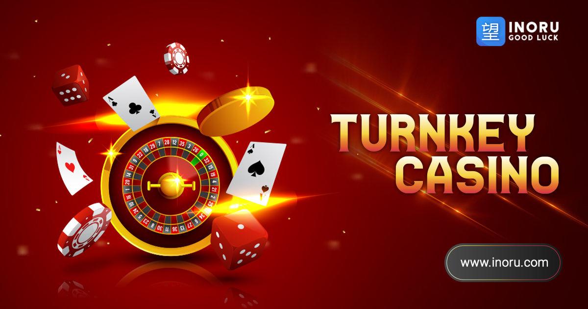 Turnkey Casino Solution
