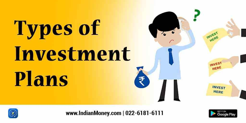 Types Of Investment Plans