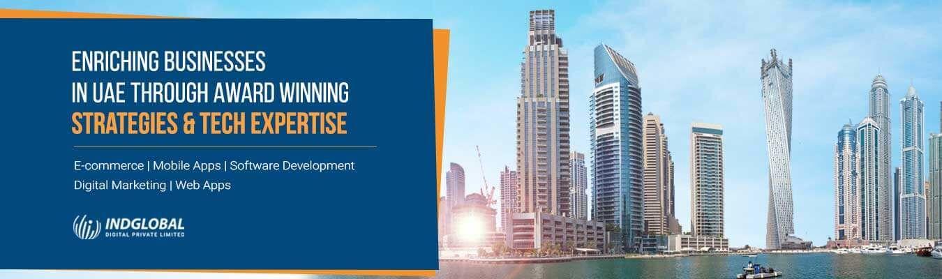 Software companies in Dubai, Web Design, E-commerce, Mobile Apps | Indglobal