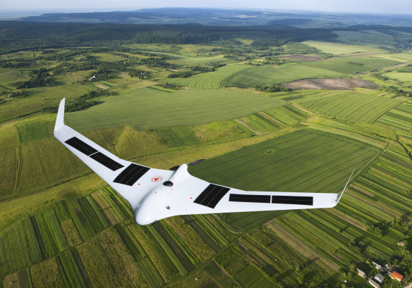Global Unmanned Aerial Vehicle Market to Witness a Pronounce Growth During 2025   Aerospace & Defense Insights