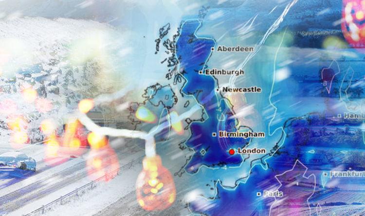 UK Weather Warning: London Braces for Snow Bomb & Britain Set for Halloween Big Freeze