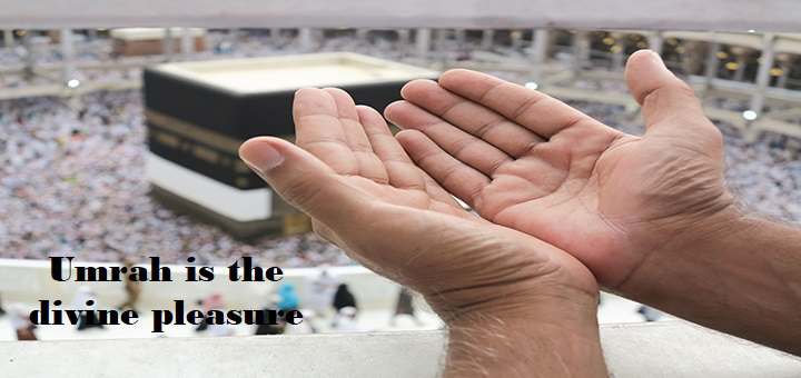 Umrah is the divine pleasure – Islamic Content