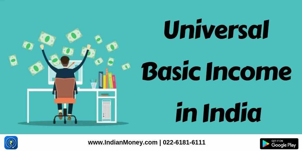 Universal Basic Income in India