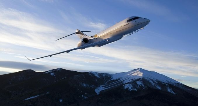 AJW Group invests in Bombardier Global Express components  Parts Distributors