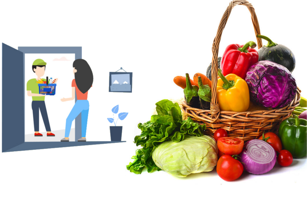 How To Develop an on-demand Grocery Delivery App Like Big Basket? - Official Blog - Phontinent Technologies