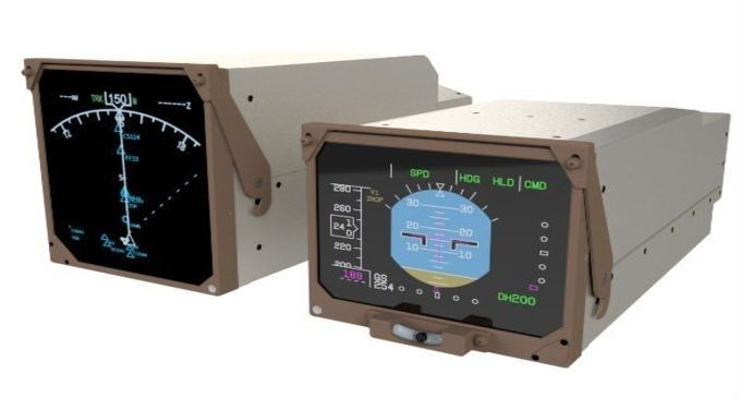 Thomas Global acquires TFD-7000 LCD flight displays FAA TSO and STC approvals  Avionics Software