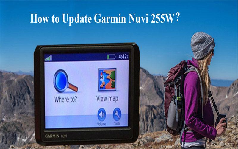 How to Update Garmin Nuvi 255W in 2020 | Maptoupdate