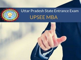 UPSEE MBA 2019 - Application Form, Important Dates, Eligibility, Pattern
