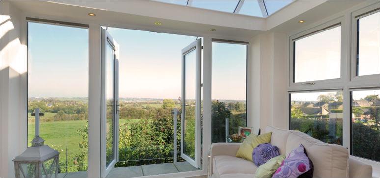 uPVC Windows: Windows that insulate: Double Glazed windows