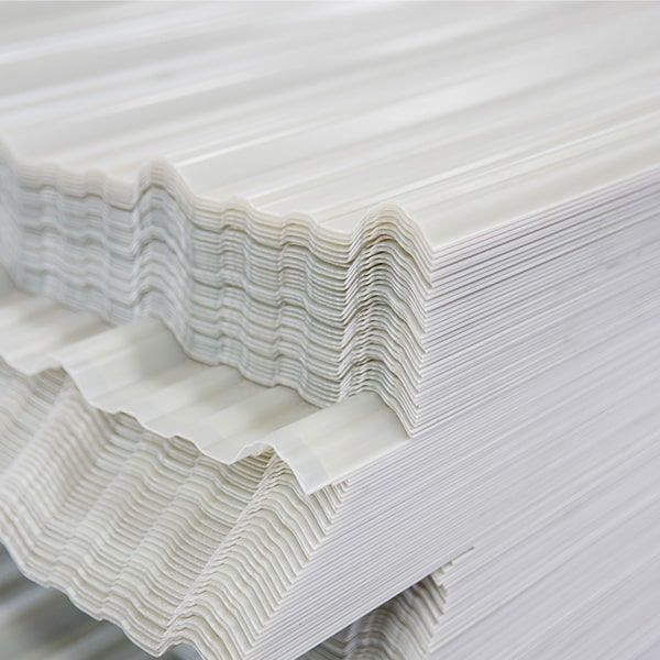Wholesale Plastic Roofing Material | UPVC Plastic Trapezium Roof Sheet