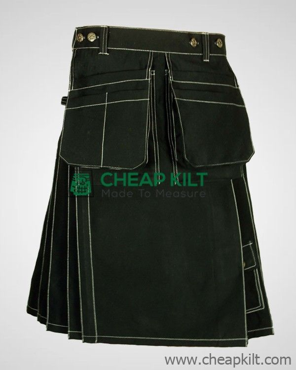 Durable Utility Work Kilt for Working Men