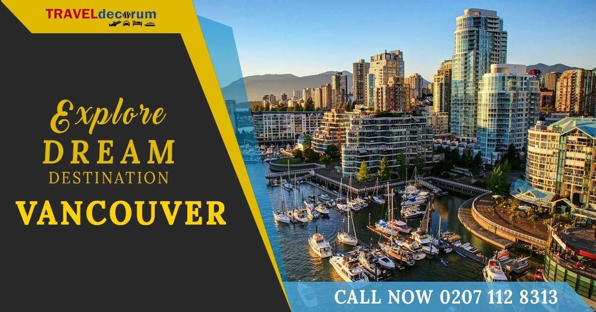 cheapest flights to vancouver from uk Call 0207-112-8313