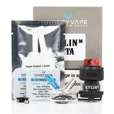 Vandy Vape KYLIN M RTA - Wholesale Vapor Supplies   USA Vape Distributor