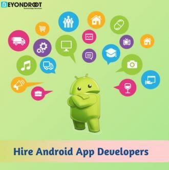 Customized Android App Development Services