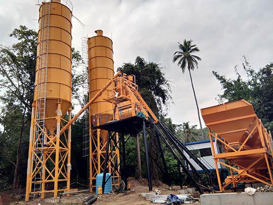 Planta Dosificadora De Concreto - AIMIX Grupo Fabricante Profesional