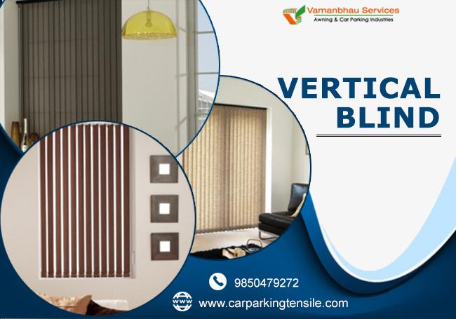 Vertical Blinds Supplier in Pune