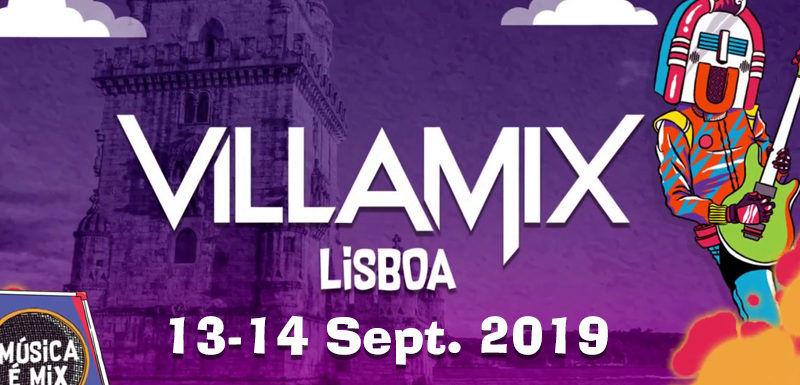 VillaMix Festival – Feel the musical vibes in Lisbon!