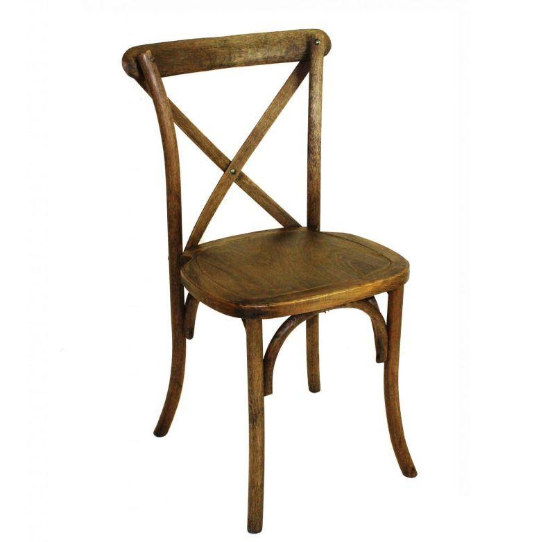 Vineyard Crossback Chairs