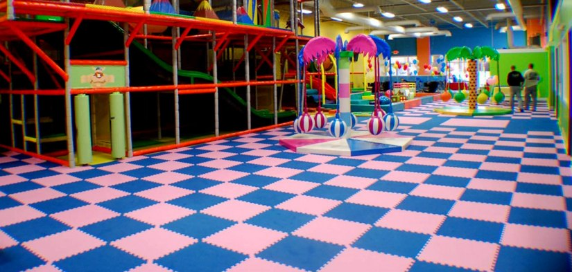 Rubber Flooring – Does It Reduce Fall-Related Injuries? – Rubber Flooring India