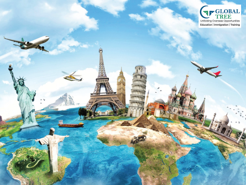 Visitor Visa Consultants in India – Global Tree