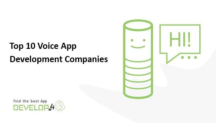 Top 10 Voice App Development Companies