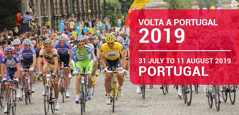 Volta a Portugal 2019 – Cycling in Portugal Crazy style!