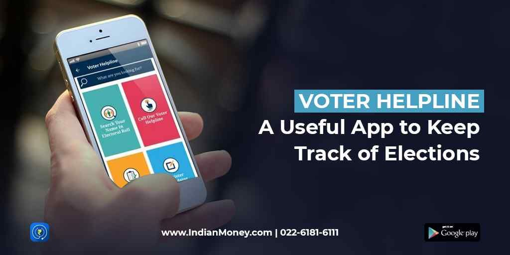 Voter Helpline: A Useful App to Keep Track of Elections