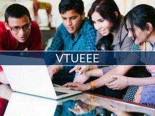 VTUEEE 2019 Exam- Application Form, Dates, Syllabus, Eligibility Criteria