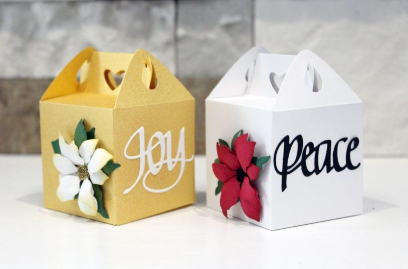 Special Edible Gifts Need Gable Packaging Too