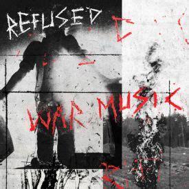 War music lyrics - Refused album