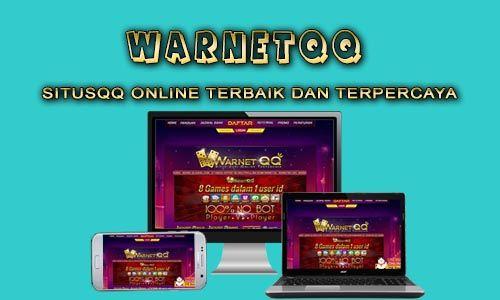 WarnetQQ SitusQQ Online Terbaik dan Terpercaya 2019 - Situs QQ