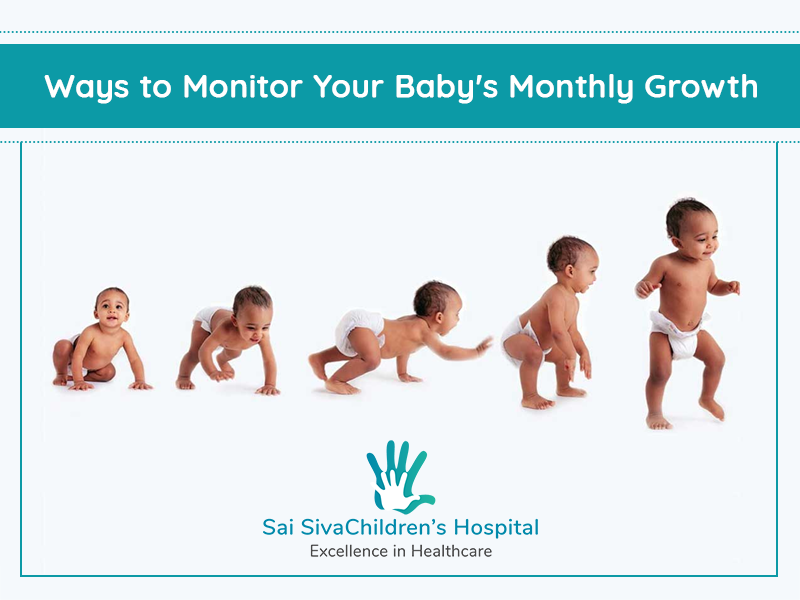 Child Development Stages | Growth Monitoring | Sai Siva Children's Hospital
