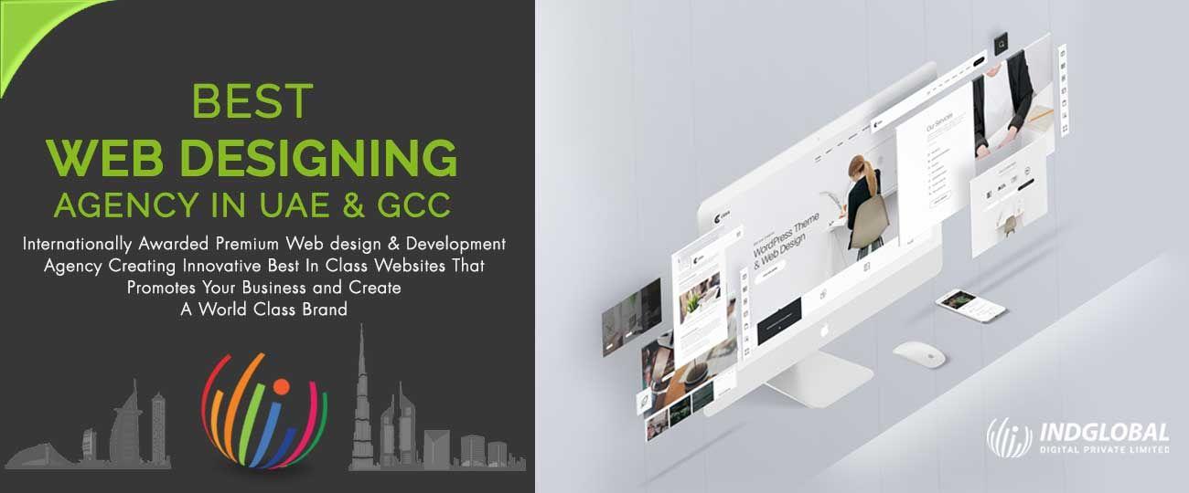 Web Design Dubai, Web Developer, Website Design Dubai, UAE | Indglobal