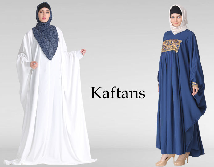 Women Islamic Clothing Online: Abaya - Hijab - Tunic Tops - Shrug
