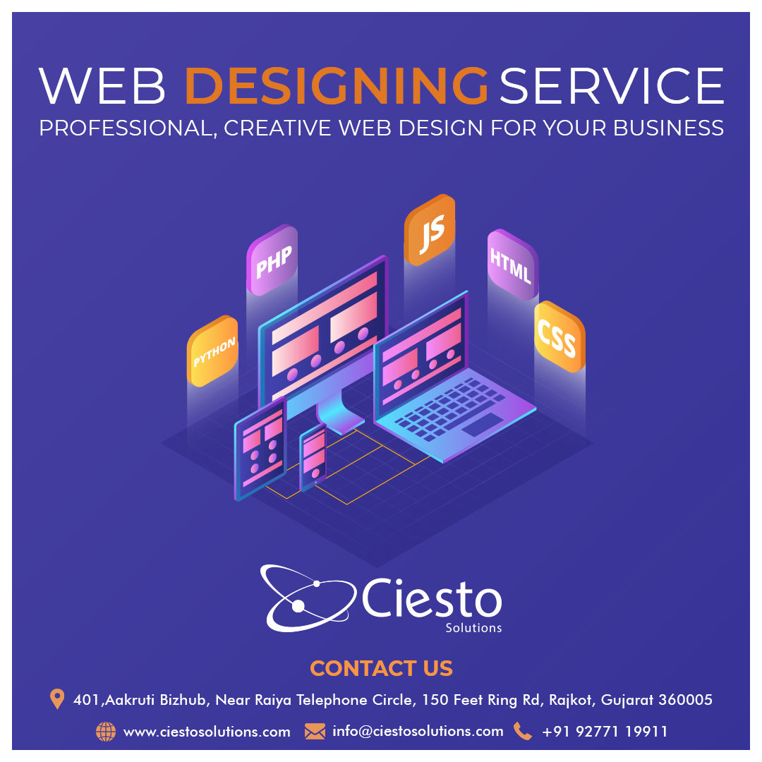 Best Website Designing company