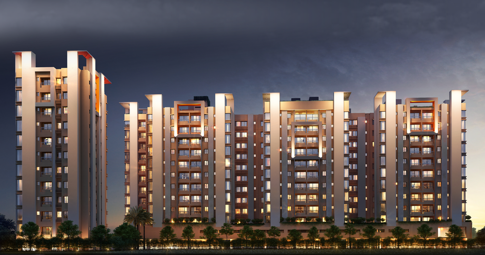 Rishi Ventoso 2 BHK, 3 BHK Apartment In Kolkata | Affordable Housing Projects