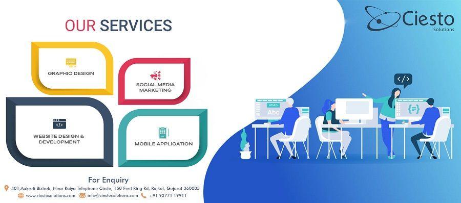 Services | website design, development company in rajkot